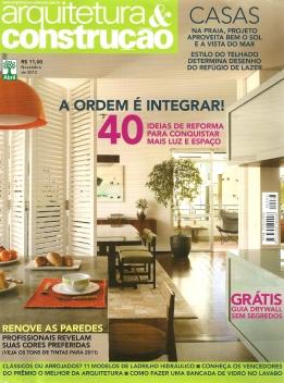 Arquitetura e Construção_Novembro/2010