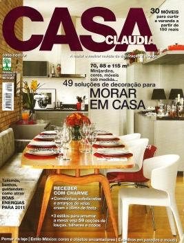 Casa Cláudia | Dezembro 2012