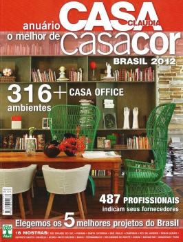 Casa Cláudia Especial Casa Cor 2012