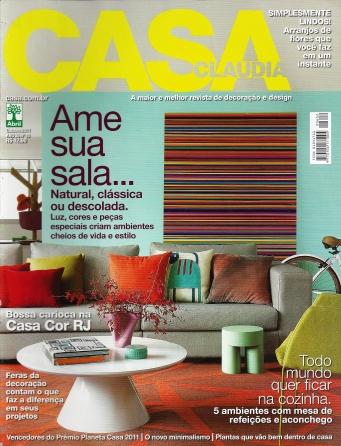 Casa Cláudia Outubro | 2011 Página 1 Página 2