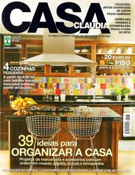 Casa Cláudia Janeiro/2010