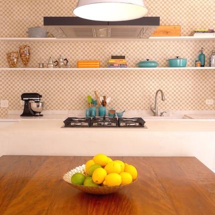 Cozinha Vista Bancada